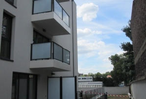 A LOUER A ROUEN F2 RESIDENCE PANORAMA - BALCON - PARKING