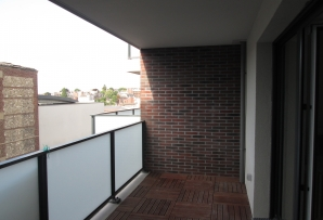 A LOUER ROUEN GARE F3 RESIDENCE PANORAMA - 69 m² - Grand balcon - Parking