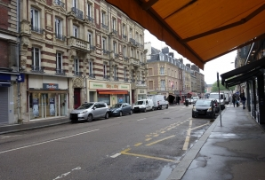 A LOUER LOCAL COMMERCIAL 130 M² A ROUEN QUARTIER SAINT MARC