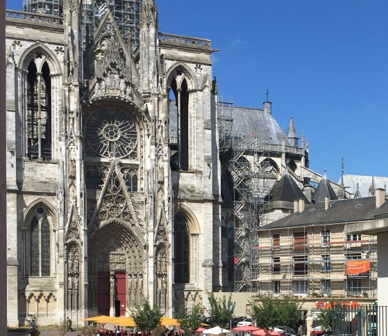 VUE CATHEDRALE